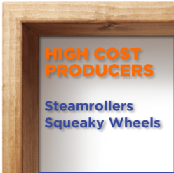 High Cost Producers